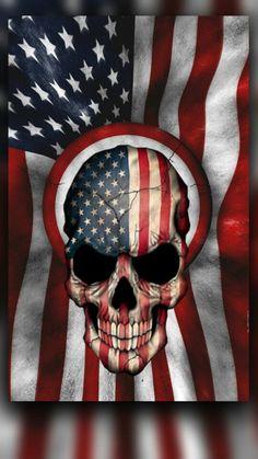 We're mad as Hell, and we will take our county back. Dark Fantasy Art, Dark Art, Skull Pictures, Skull Artwork, Skull Wallpaper, Airbrush Art, Skull Tattoos, Grim Reaper, Tatoo
