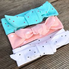 I have a couple announcements to make. Top knots and nylon headbands will be discontinued. It was a hard decision for me to make and it took me a year to finalize this decision. I started Bean and Boo selling nothing but top knots so Top Knot, Happy Monday, Announcement, Headbands, Knots, Take That, Couple, How To Make, High Bun