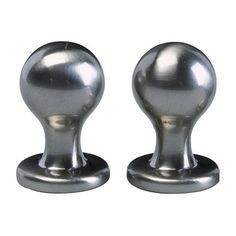 VÄRDE Knob - IKEA. A simple solution. Every cupboard in the kitchen, dining room and master suite.