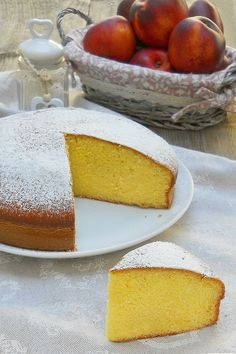 Antipasto, Cornbread, Vanilla Cake, New Recipes, Mousse, Muffin, Good Food, Sweets, Cooking