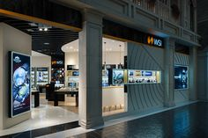 WSI flagship watch store by StartJG HK, Singapore   Malaysia watches