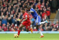 Liverpool's Raheem Sterling believes his time on the bench last year helped his development