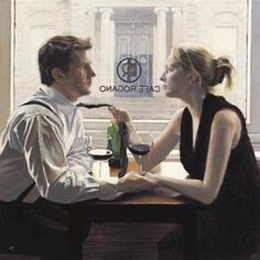 Romantic Lunch by Iain Faulkner