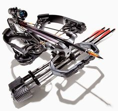 New for 2015 - Barnett Buck Commander Rage Crossbow Sets New Standards in Performance and Design