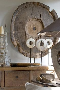 Rustic Home Decor ~ Rustic design is basic, natural as well as most importantly, cost-effective! There are tons of decor DIY's around for all ability degrees, but the most effective part about rustic design is the convenience with which it . Rustic Style, Modern Rustic, Rustic Decor, Rustic Wood, Wooden Decor, Primitive Decor, Vintage Modern, Modern Country, Rustic Chic