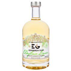 Buy Edinburgh Gin Elderflower Liqueur, 50cl Online at johnlewis.com