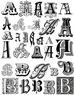 Alphabet 2 by ~Brenda-Starr~, via Flickr