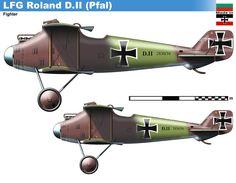 LFG Roland D.II Pfal
