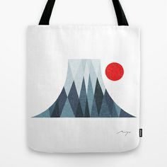 Mount Fuji Tote Bag by Ryo Takemasa - $22.00 Photos, images, design featuring Japan's iconic Mt. Fuji, fuji, fuji-san, yama, mountain, mountains, volcano, volcanoes, the real japan, real japan, japan, japanese, tips, resource, tricks, information, guide, community, adventure, explore, trip, tour, vacation, holiday, planning, travel, tourist, tourism, backpack, hiking http://www.therealjapan.com/subscribe/