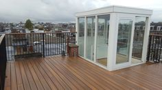 Rooftop Terrace Design, Rooftop Deck, Pergola Canopy, Pergola Shade, Loft Staircase, Garden Stairs, Happy New Home, Roof Window, Solar
