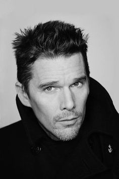Ethan Hawke Joins the New York Public Library's Board of Trustees
