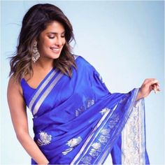Priyanka Chopra is the ULTIMATE desi girl and these sarees serve enough proof