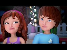 Stephanie's Surprise Party   LEGO Friends   Full Episode - YouTube