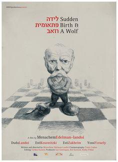 LA NUEVA VIDA DE LOBO (לידה פתאומית וזאב) | Menachem Edelman-Landoi • Comedia • Israel • 2011 • 45 min