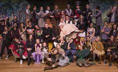 High School Theater Presents A Midsummer Night's Dream