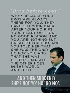 still laughing uncontrollably. office will NEVER be the same without michael scott