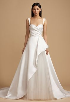 Courtesy of Allison Webb Wedding Dresses; www.jlmcouture.com/allison-webb