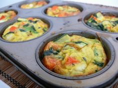 Cup Quiche. These mini quiches are great for potluck parties or on-the-go breakfasts. Dairy Free, Diabetic, Gluten Free, Gout, Nightshade Free, Paleo, Vegetarian