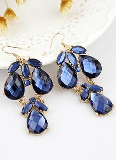#Milanoo.com Ltd          #Earrings                 #Royal #Blue #Metal #Fabulous #Fashion #Earrings #Women                       Royal Blue Metal Fabulous Fashion Earrings for Women                                                    http://www.snaproduct.com/product.aspx?PID=5731685