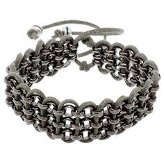 Tutorial: Industrial Bracelet | Fusion Beads Inspiration Gallery. http://www.fusionbeads.com/Industrial-Bracelet