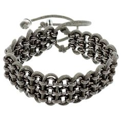 Tutorial: Industrial Bracelet   Fusion Beads Inspiration Gallery. http://www.fusionbeads.com/Industrial-Bracelet