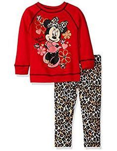 Disney Little Girls Minnie Legging. >>> Visit the image link more details. (This is an affiliate link) Clothing Sets, Girl Clothing, Outfit Sets, Latest Fashion Trends, Fairies, Little Girls, Minnie Mouse, Girl Fashion, Image Link