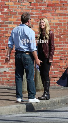 OUAT Season 4 Filming (July 17, 2014)