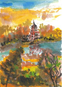 Image of August Pagoda.