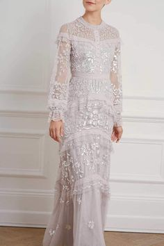 Discover embellished, embroidered & lace dresses at Needle & Thread, fit for every occasion. Shop embroidered floral gowns, sequin embellished dresses and more. Sequin Midi Dress, Sequin Gown, Needle And Thread Dresses, Aurora Dress, Bridal Gowns, Wedding Dresses, Event Dresses, Lace Dresses, Dress Lace