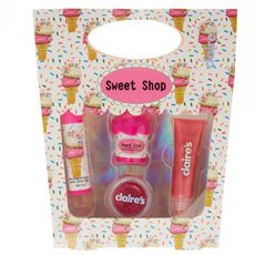 Peeps Lip Balm Set of 5 in Case Very Clear Acne Facial Cleanser - 6 fl. oz. by DERMA-E (pack of 6)