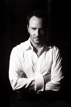 Tom Ford. One of my ultimate style icons.