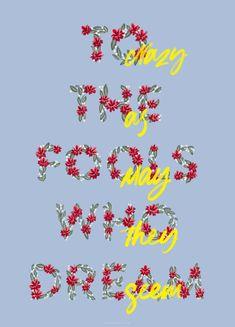 To the fools who dream / La La Land by Cocorrina