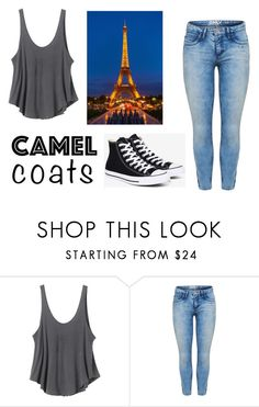 """""""LOL"""" by tumblr-girl-xd ❤ liked on Polyvore featuring RVCA and Converse"""