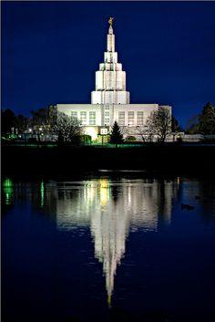 Idaho Falls LDS Temple | Flickr - Photo Sharing!