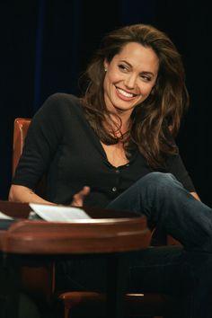 Angelina Jolie Speaks Out On Trump's Travel Ban In Powerful Op-Ed Vivienne Marcheline Jolie Pitt, Inside The Actors Studio, Los Angeles, Woman Crush, Brad Pitt, Angelina Jolie, Celebs, Celebrities, American Actress