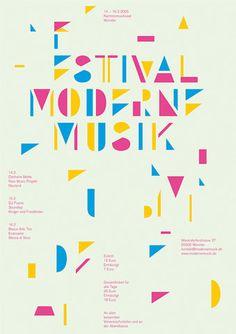 """Festival Moderne Musik"" by Wynt"