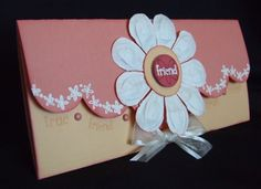 Isn't this card fun? Wanna know how to make it AND how to get the stamp set at a discount? Check out the how-to video and instructions here ...