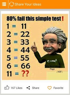 Mind Reading Tips And Techniques For funny mind reading tricks Funny Science Jokes, Funny Riddles, Jokes And Riddles, Mind Puzzles, Logic Puzzles, Rebus Puzzles, Simple Iq Test, Simple Math, Telefon Hacks