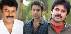 Chiru and Pawan at Varun Tej #film #launch ! @CHIRU_NEWS @PspkAddicts @VarunTej_FC @chandu m