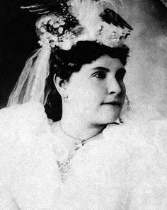 """Pearl Reed """"Younger"""", Daughter of Belle Starr and Cole Younger."""