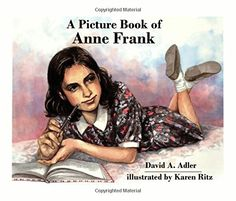 A Picture Book of Anne Frank (Picture Book Biography) #carscampus #Holiday House