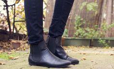 Las #ChelseaBoots son súper versátiles y se ven geniales con #vestidos, #jeans #pitillos y #shorts! Mira toda la #tendencia aquí http://fashionbloggers.pe/natalie-natal/new-trend-chelsea-boots