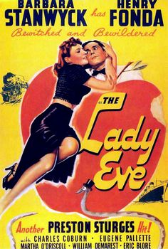 The Lady Eve. (1941)