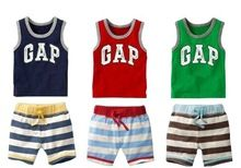 48c6a915a 2015 verão novo lacunas crianças roupas meninos meninas roupas