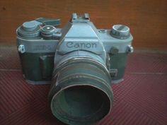 Canon AE-1 Camera Papercraft