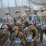 iPADS - iPads for Soldiers is a charitable fund-raising operation, collecting donations to purchase iPads for US soldiers serving in Afghanistan. iPads for Soldiers is managed by The C.H.R.I.S. Foundation, a non‑profit serving veterans and our military.