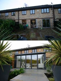 #Solarlux #Wintergarden and #Bi-Folding Doors with Tilt & Turn #Windows, #Crowthorne, #Berkshire. More pics at http://www.tvwindows.com/recent-projects/solarlux-wintergarden-bi-folding-doors-and-tilt-turn-windows-crowthorne-berkshire