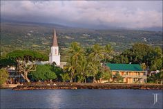 Kona - Hawaii.  One of my most favorite places.