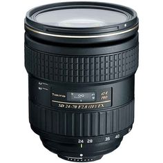 Tokina AT-X 24-70mm F2.8 PRO FX Lens for Canon