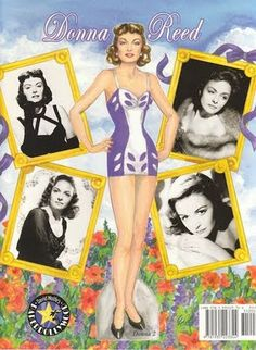 The Paper Collector: Donna Reed by David Wolfe